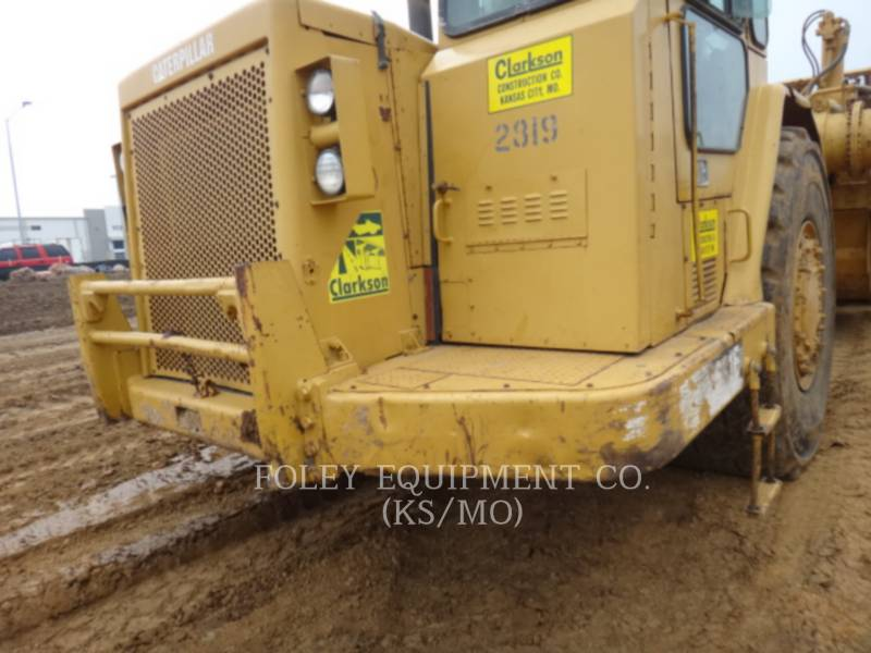 CATERPILLAR MOTOESCREPAS 631E equipment  photo 5