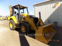 CATERPILLAR CHARGEUSES-PELLETEUSES 416F2 HRC equipment  photo 3
