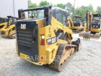 CATERPILLAR TRACK LOADERS 259D CB equipment  photo 3