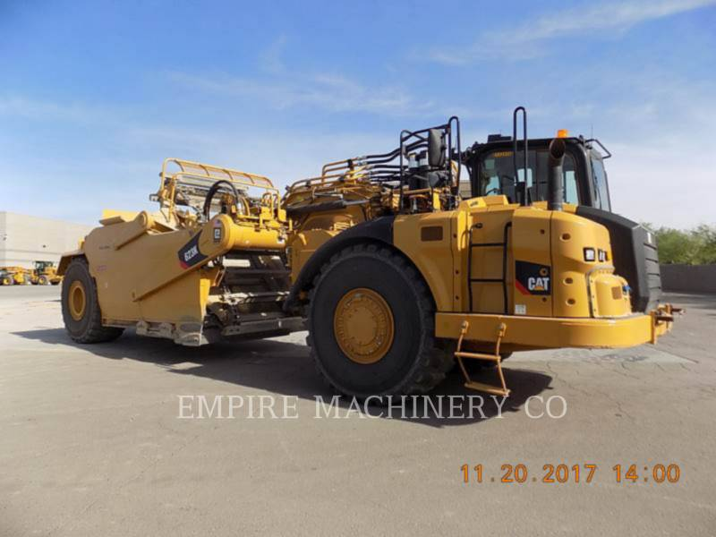 CATERPILLAR WHEEL TRACTOR SCRAPERS 623K    ST equipment  photo 1