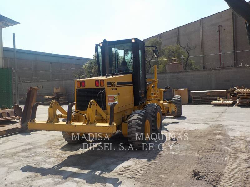 NORAM MOTORGRADER 65 E TURBO (CATERPILLAR) equipment  photo 3