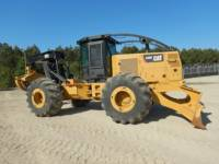 Equipment photo Caterpillar 535D SILVICULTURĂ – EXCAVATOR FORESTIER 1