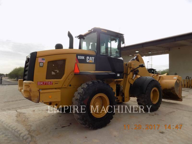 CATERPILLAR PALE GOMMATE/PALE GOMMATE MULTIUSO 938K equipment  photo 2