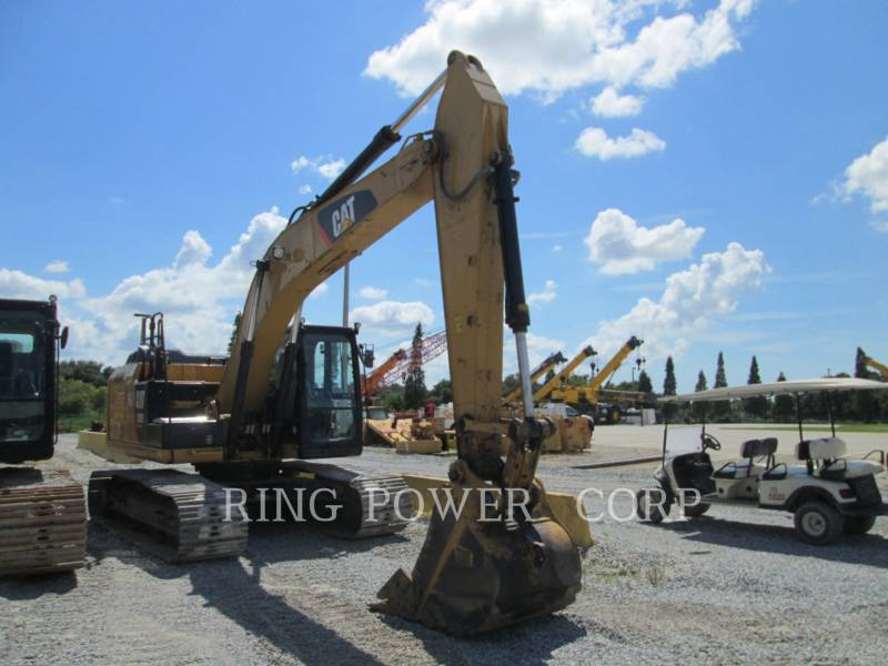CATERPILLAR EXCAVADORAS DE CADENAS 320ELLONG equipment  photo 2