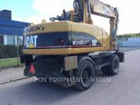 CATERPILLAR EXCAVADORAS DE RUEDAS M318C equipment  photo 2