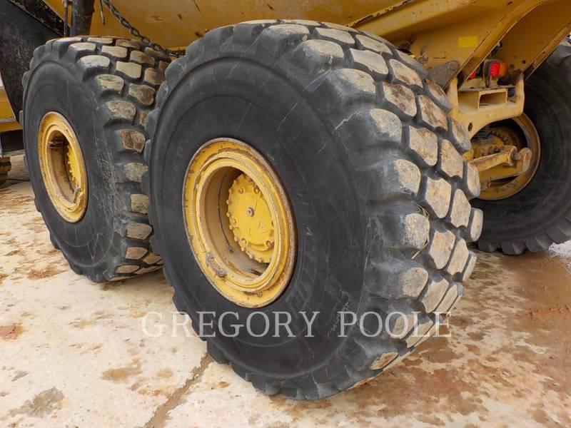 CATERPILLAR CAMINHÕES ARTICULADOS 740B equipment  photo 20