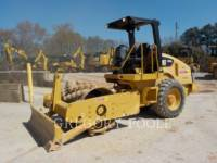 Equipment photo CATERPILLAR CP-44 COMPACTEUR VIBRANT, MONOCYLINDRE À PIEDS DAMEURS 1