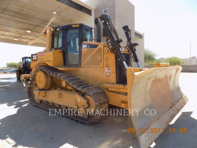 CATERPILLAR TRACTORES DE CADENAS D6T PAT equipment  photo 1