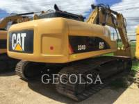 Equipment photo CATERPILLAR 324DL ME SHOVEL / GRAAFMACHINE MIJNBOUW 1