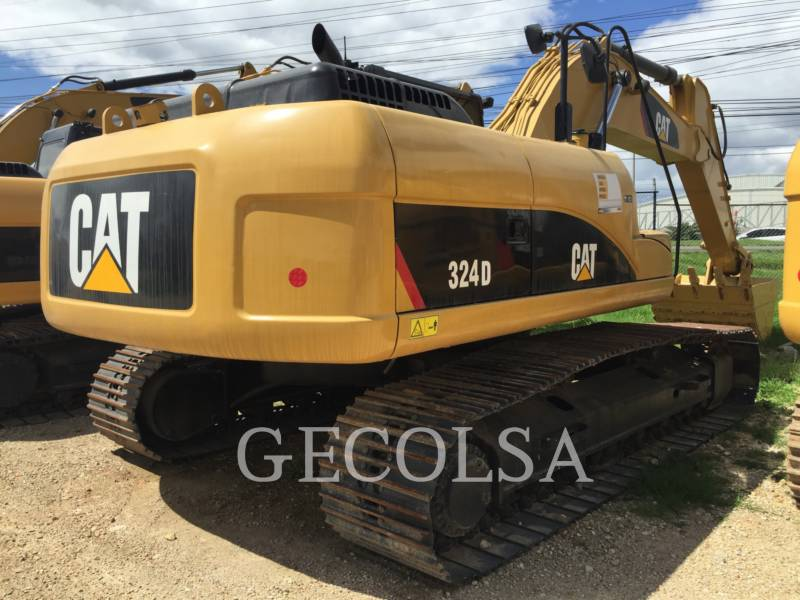 CATERPILLAR PELLE MINIERE EN BUTTE 324DL ME equipment  photo 1