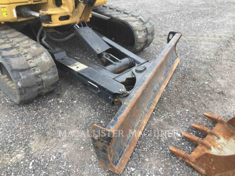 CATERPILLAR KETTEN-HYDRAULIKBAGGER 305.5E2CR equipment  photo 12