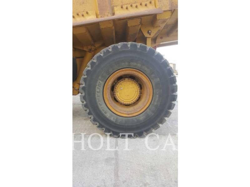 CATERPILLAR TOMBEREAUX DE CHANTIER 773F equipment  photo 11
