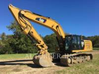 Equipment photo Caterpillar 336FLXE EXCAVATOARE PE ŞENILE 1