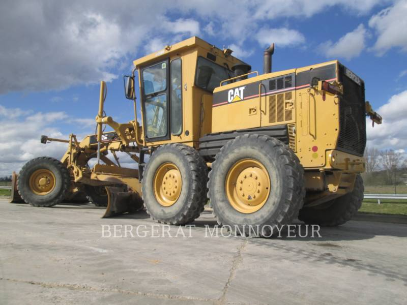 CATERPILLAR NIVELEUSES 120H equipment  photo 3