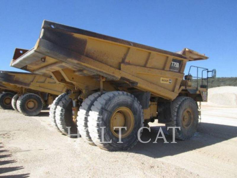 CATERPILLAR OFF HIGHWAY TRUCKS 775D equipment  photo 3