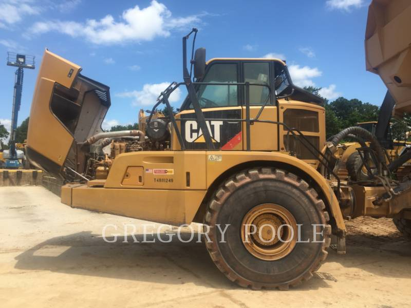 CATERPILLAR CAMINHÕES ARTICULADOS 740B equipment  photo 10
