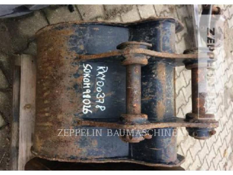 CATERPILLAR AUTRES TL 500 mm equipment  photo 2