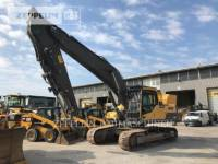Equipment photo VOLVO CONSTRUCTION EQUIPMENT EC300D EXCAVATOARE PE ŞENILE 1