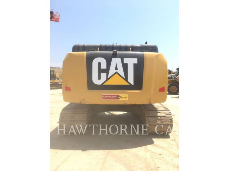CATERPILLAR KETTEN-HYDRAULIKBAGGER 326FL equipment  photo 5