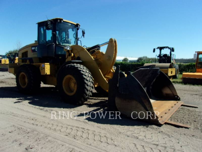 CATERPILLAR WHEEL LOADERS/INTEGRATED TOOLCARRIERS 938MQC equipment  photo 2