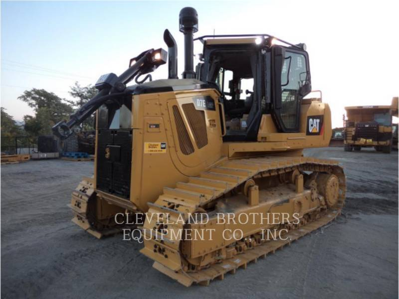 CATERPILLAR CIĄGNIKI GĄSIENICOWE D7E LGP equipment  photo 1