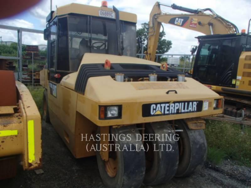CATERPILLAR COMPACTADORES CON RUEDAS DE NEUMÁTICOS PF-300C equipment  photo 2