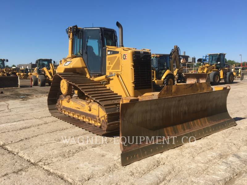 CATERPILLAR TRACK TYPE TRACTORS D6N LGP DS equipment  photo 1