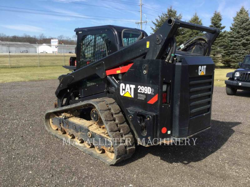 CATERPILLAR DELTALADER 299D2XHP equipment  photo 4
