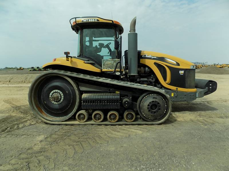 CATERPILLAR 農業用トラクタ MT855C equipment  photo 7