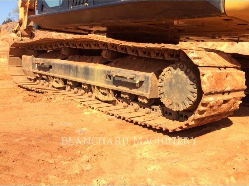CATERPILLAR TRACK EXCAVATORS 320EL equipment  photo 10