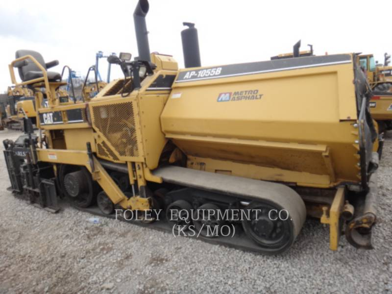 CATERPILLAR PAVIMENTADORES DE ASFALTO AP-1055B equipment  photo 3