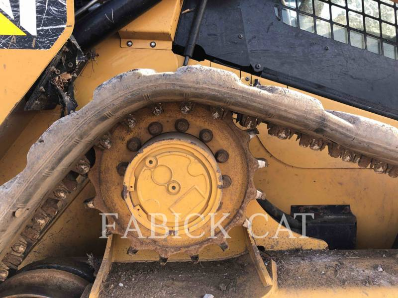 CATERPILLAR 多様地形対応ローダ 299D2XHP equipment  photo 7