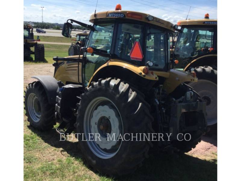 AGCO-CHALLENGER AG TRACTORS MT565D equipment  photo 3