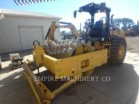 CATERPILLAR COMPACTEUR VIBRANT, MONOCYLINDRE À PIEDS DAMEURS CP56B equipment  photo 4