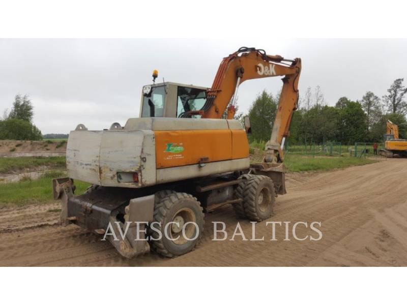 O&K WHEEL EXCAVATORS MH PLUS equipment  photo 4