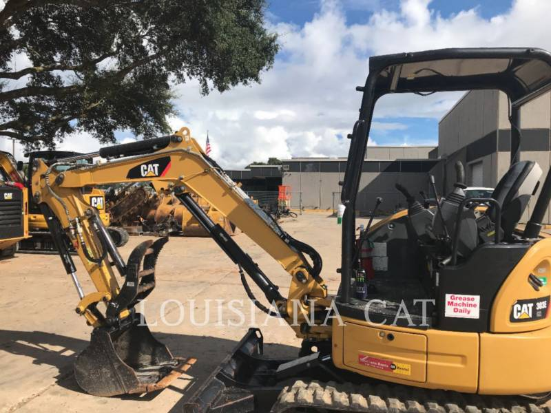 Caterpillar EXCAVATOARE PE ŞENILE 303ECR equipment  photo 7