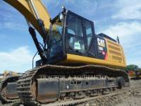 Equipment photo Caterpillar 336E LH EXCAVATOARE PE ŞENILE 1