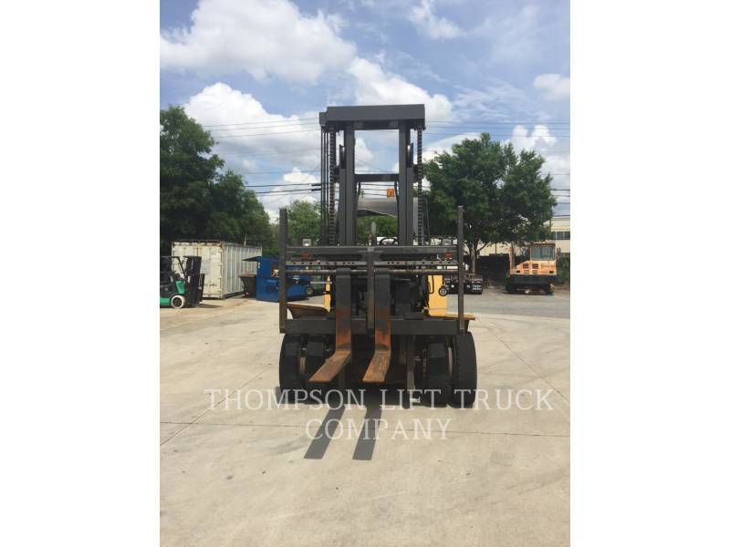 MITSUBISHI CATERPILLAR FORKLIFT CHARIOTS À FOURCHE P26500-D equipment  photo 4