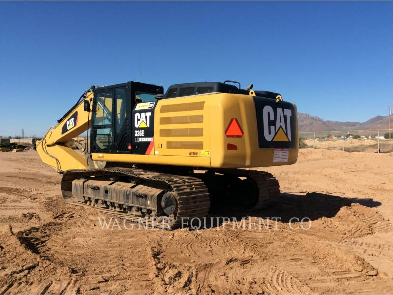 Caterpillar EXCAVATOARE PE ŞENILE 336EL H equipment  photo 2