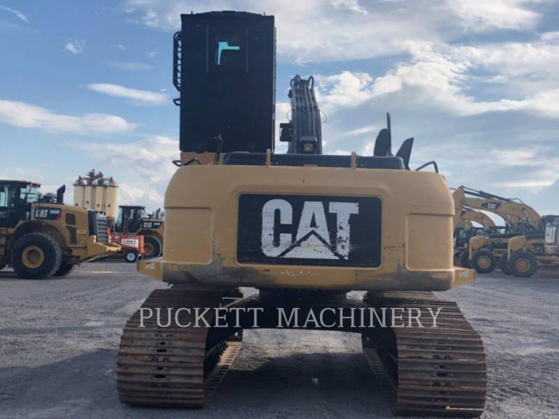 CATERPILLAR CARICATORE DI TRONCHI 320DFMLL equipment  photo 3