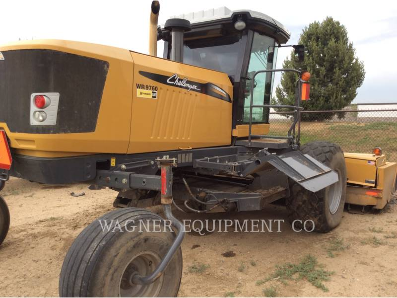 AGCO AG HAY EQUIPMENT WR9760/DH equipment  photo 4
