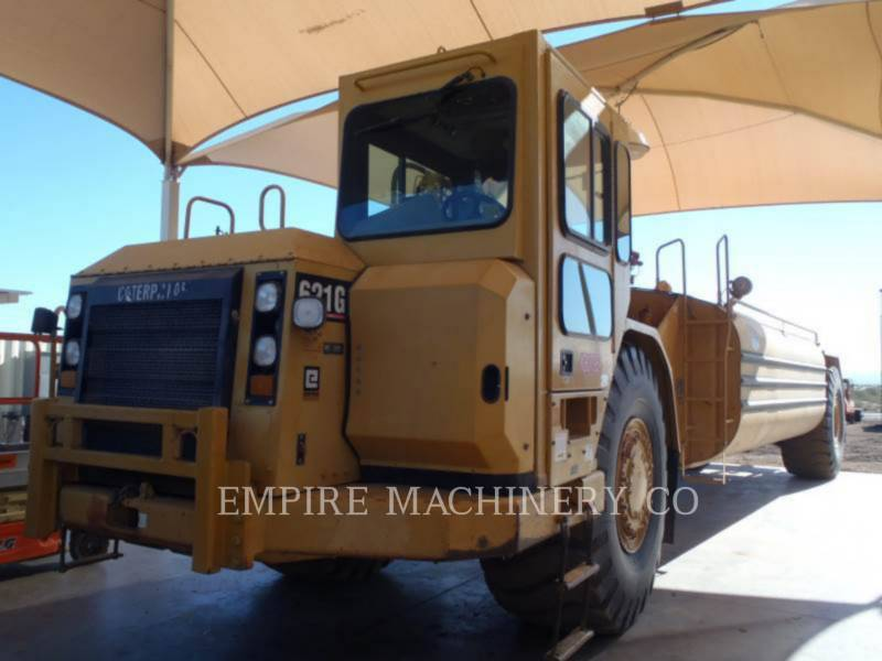 CATERPILLAR VAGONES DE AGUA 621G WW equipment  photo 1