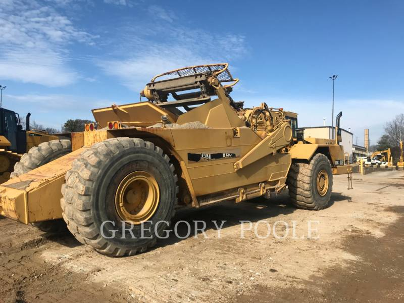 CATERPILLAR WHEEL TRACTOR SCRAPERS 615C II equipment  photo 5