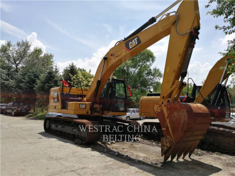 CATERPILLAR TRACK EXCAVATORS 323-07 equipment  photo 1