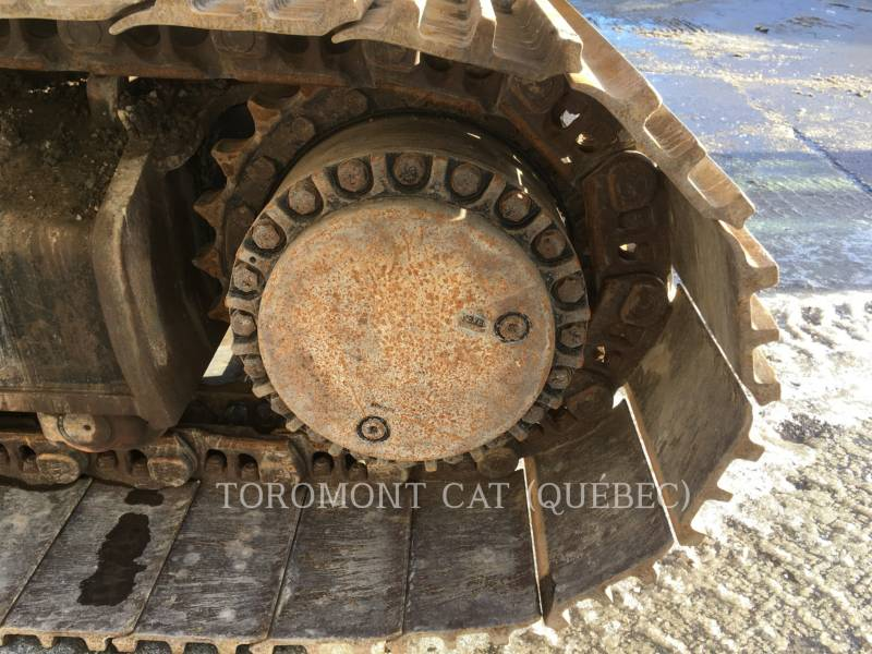 CATERPILLAR PELLES SUR CHAINES 349EL equipment  photo 12