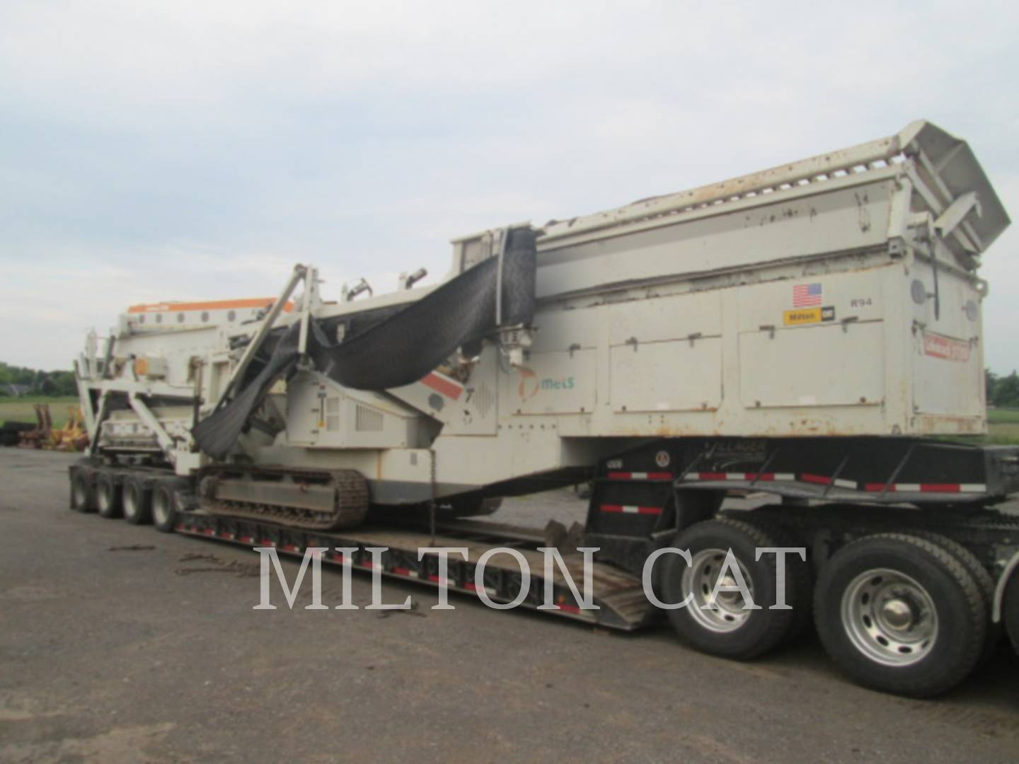 Detail photo of 2007 Metso ST358 from Construction Equipment Guide
