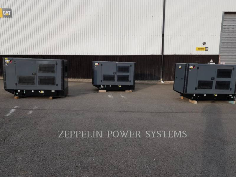 CATERPILLAR MOBILE GENERATOR SETS DE65 E3 equipment  photo 7