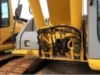 NEW HOLLAND PELLES SUR CHAINES E215 equipment  photo 9
