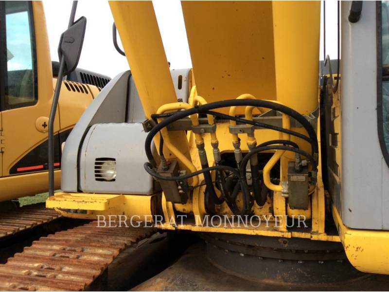FORD / NEW HOLLAND TRACK EXCAVATORS E215 equipment  photo 9