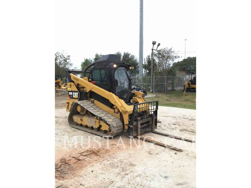 CATERPILLAR SKID STEER LOADERS 299D XHP equipment  photo 2